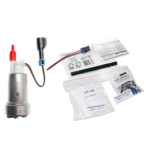 TI Automotive F90000295 In-Tank 535LPH E85 Ethanol Ultra High Performance Fuel Pump
