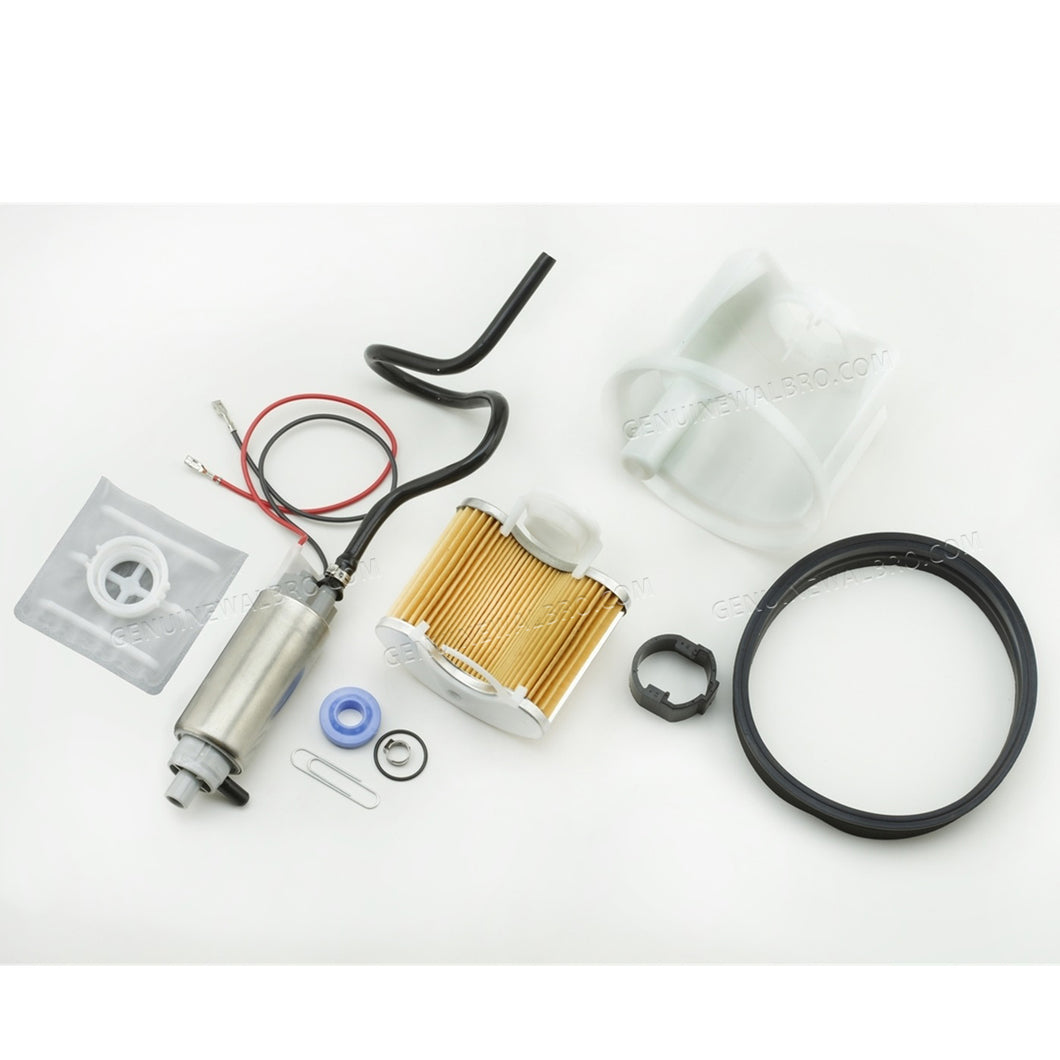 Walbro GCA760-2 Performance 255LPH Fuel Pump and Installation Kit