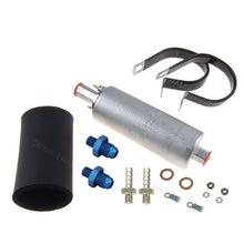 Load image into Gallery viewer, Walbro GSL395 Inline 130LPH Universal External Fuel Pump (OEM Pressure)