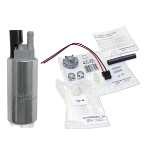 Walbro GSS342 In-Tank 255LPH Universal Fuel Pump (High Pressure)