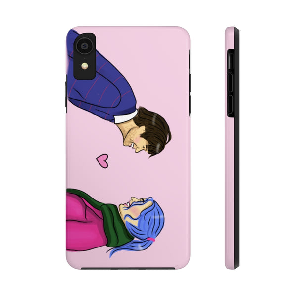 Jole and Clem Case Mate Phone Case
