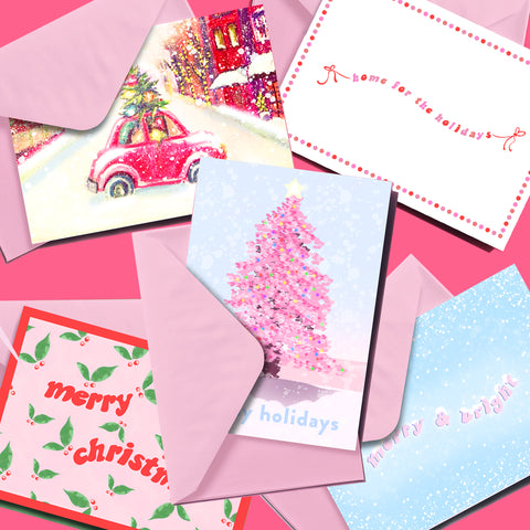 Christmas Card Set (10)