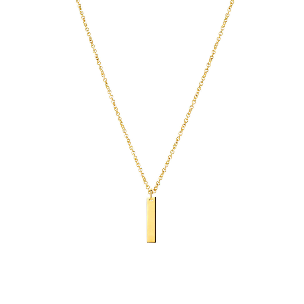 vertical-bar-necklace-gold-14k-engraved-personalized-custom