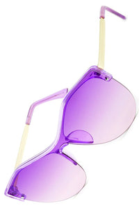 Sweet Candy Ombre Sunglasses - Touch Me Textures