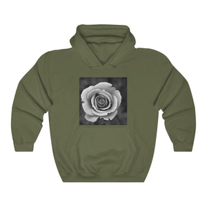 A Rose Unisex Heavy Blend™ Hooded Sweatshirt