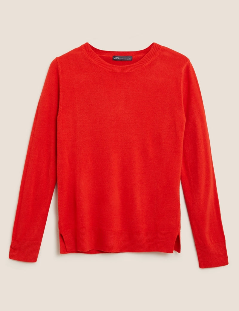 Supersoft Crew Neck Jumper