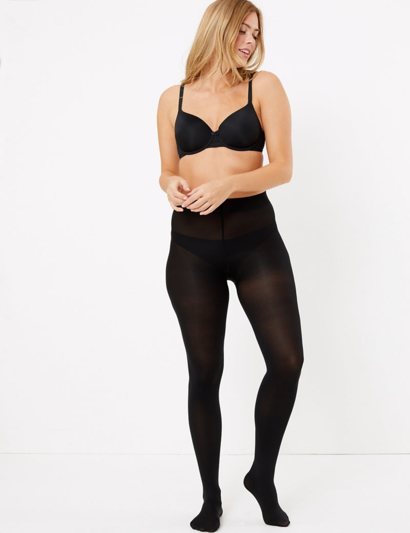 60 Denier Velvet Touch Luxe Tights