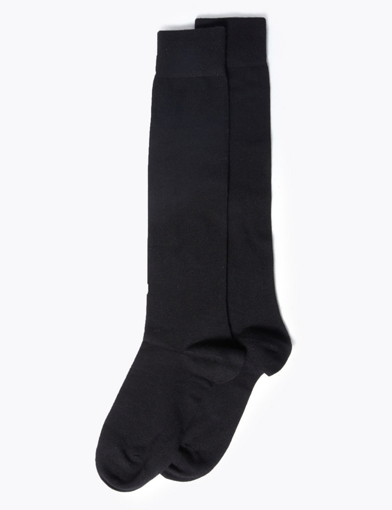 2pk Soft Knee High Socks