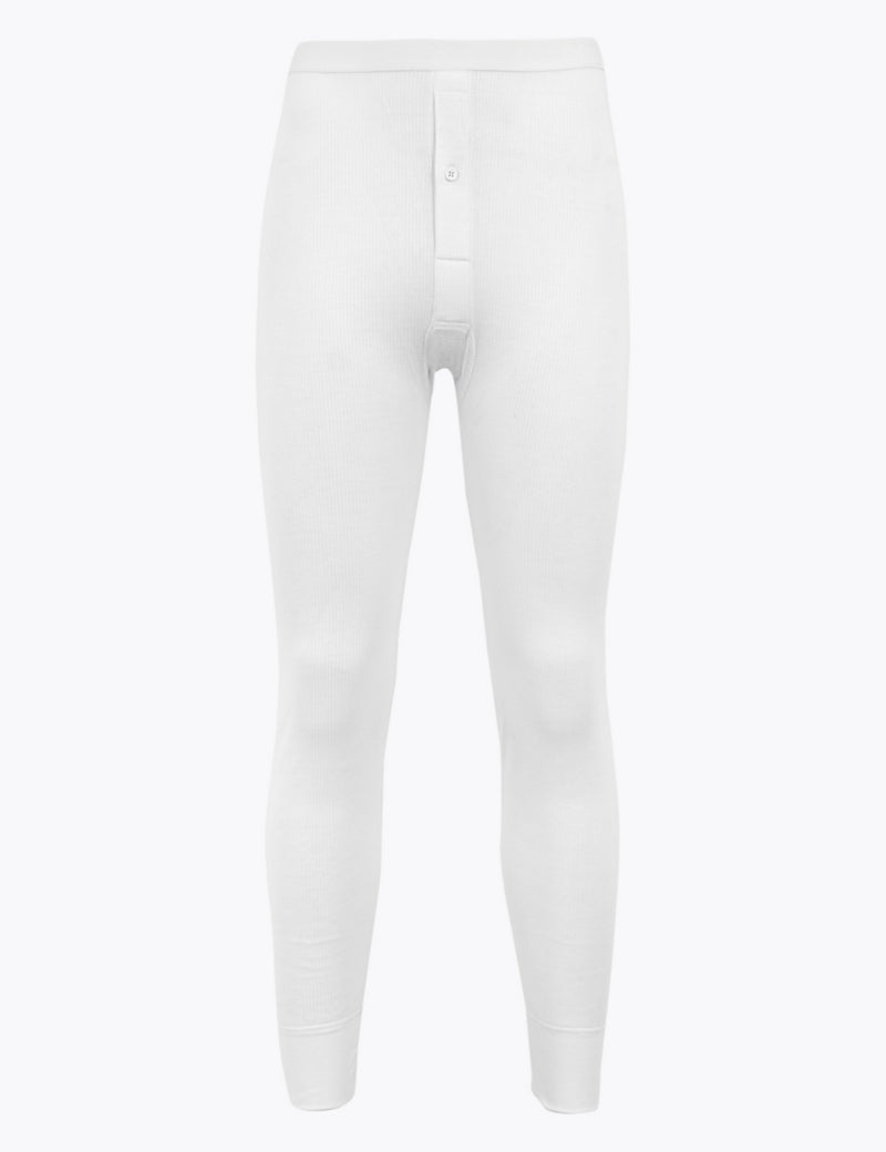 Thermal Medium Warmth Cotton Long Johns