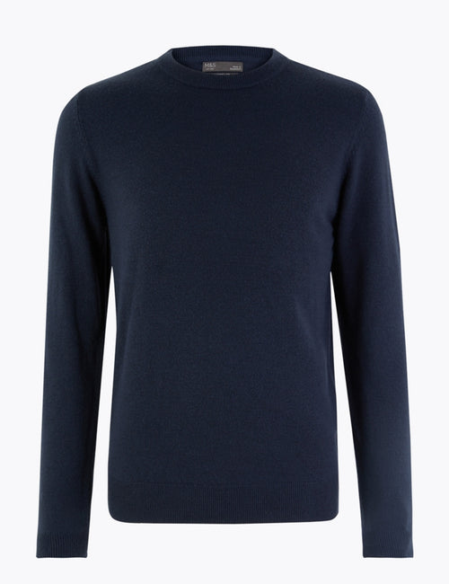 Cashmilon™ Crew Neck Jumper