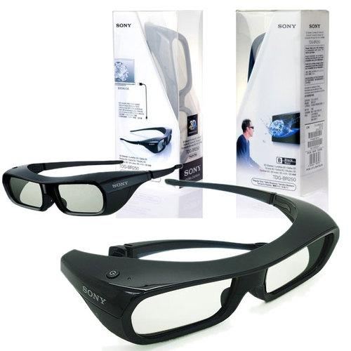Sony TDG-BR250 Active Shutter 3D Glasses