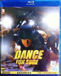 Dance For Sure Blu-ray