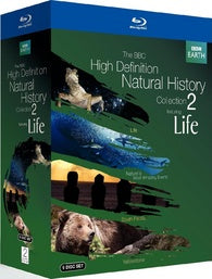 The BBC High Definition Natural History Collection 2 Blu-ray