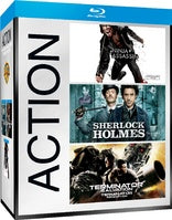 ninja assassinsherlock holmes terminator salvation Blu-Ray