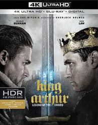 King Arthur: Legend of the Sword 4K Ultra HD  Blu-Ray