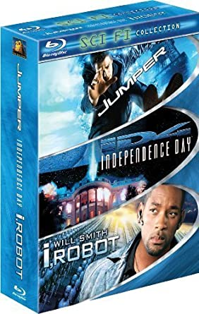 Sci-Fi Three-Pack Blu-Ray