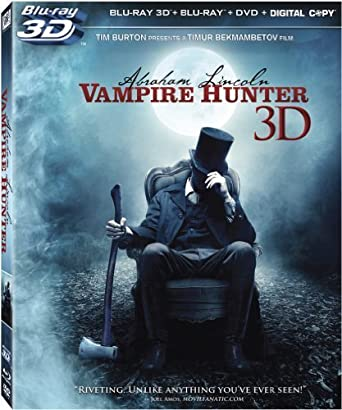 Vampire Hunter (Blu-ray 3D / Blu-ray / DVD / Digital Copy)