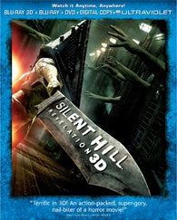 Silent Hill: Revelation 3D Blu-ray