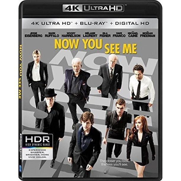 Now You See Me  4K Ultra HD Digital