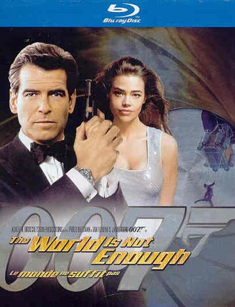 World Is Not Enough, The [Blu-ray]