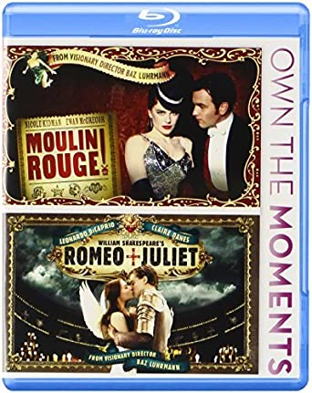 Moulin Rouge / Romeo & Juliet [Blu-ray]