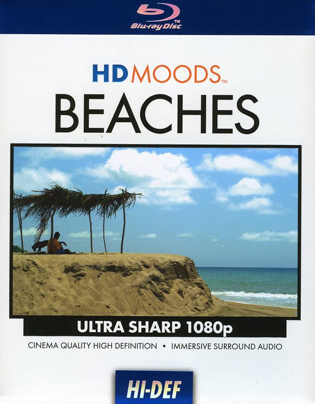 HD Moods Beaches [Blu-ray]