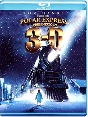 Polar Express Blu-Ray 3D