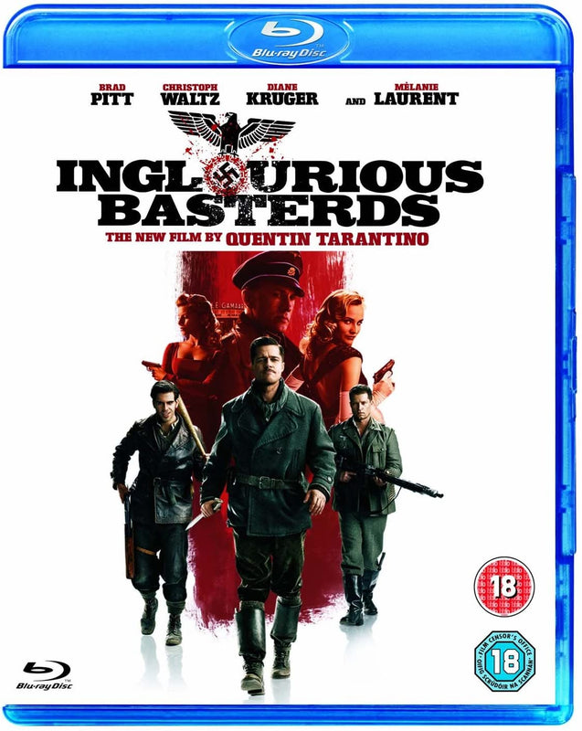 Inglourious Basterds [Blu-ray] [2009]