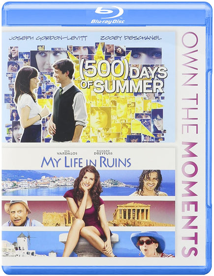 500 Days of Summer / My Life in Ruins [Blu-ray]