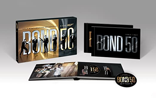 Bond 50: Celebrating Five Decades