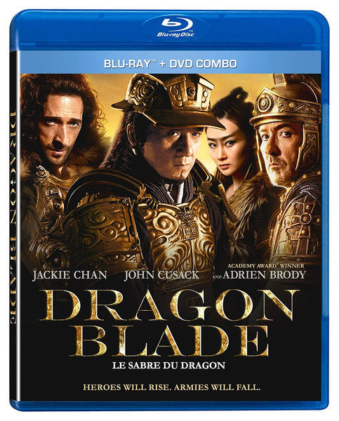 Dragon Blade [Blu-ray + DVD)Combo pack