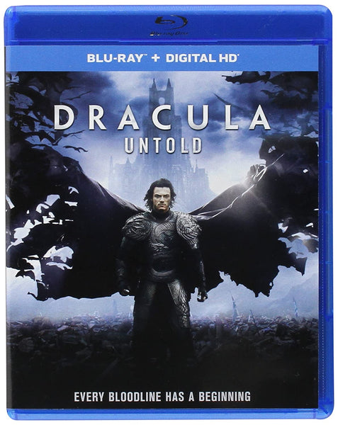 Dracula Untold (Blu-ray + Digital HD )