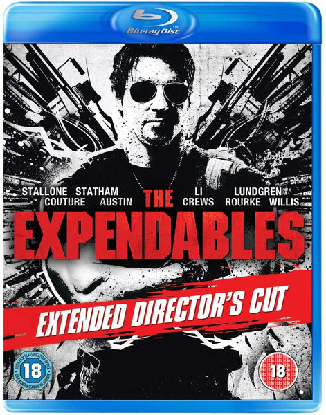 The Expendables-Extended Director's Cut [Blu-ray]