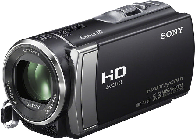 Sony HDR-CX190 High Definition Handycam