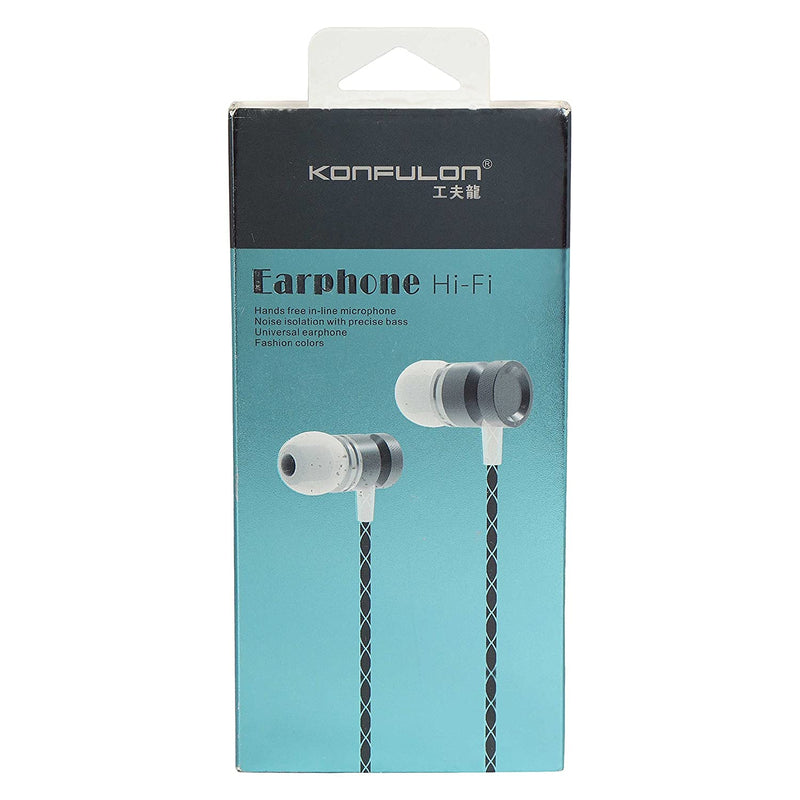 KONFULON HI FI iNA8 Earphone