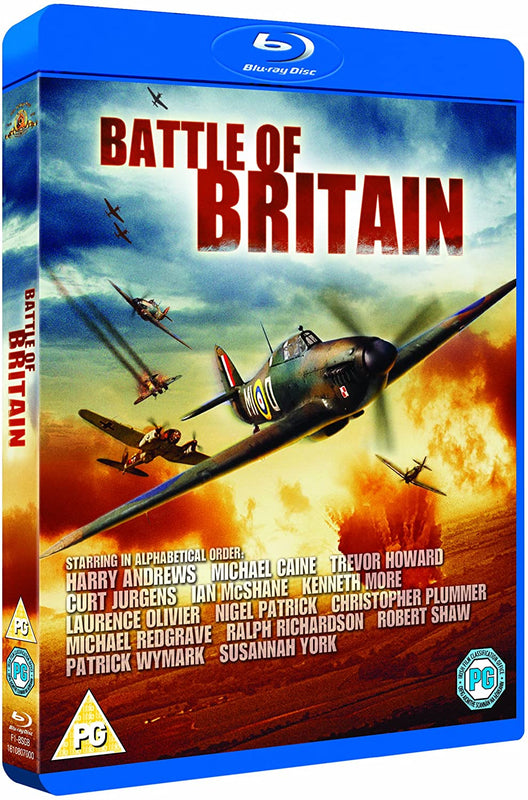Battle of Britain [Blu-ray] [1969] [2009]