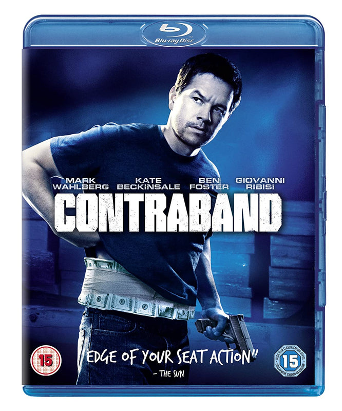 Contraband (Blu-ray + Digital Copy)
