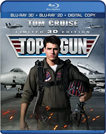 Top Gun [DVD & Digital Copy Included] [Blu-ray]