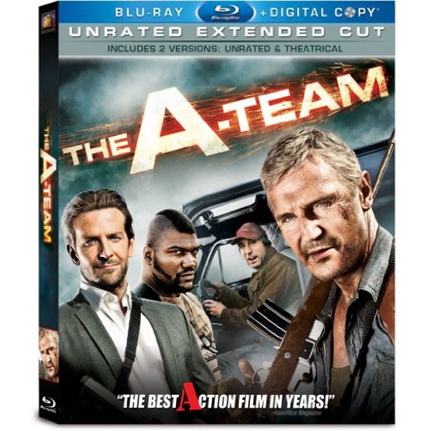 The A-Team  [Blu-ray]
