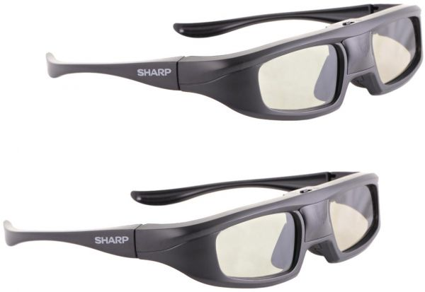 Sharp 3D Glasses UACRKA014WJPZ