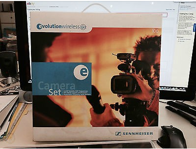 SENNHEISER EVOLUTION WIRELESS G2 - CAMERA SET EW112-P
