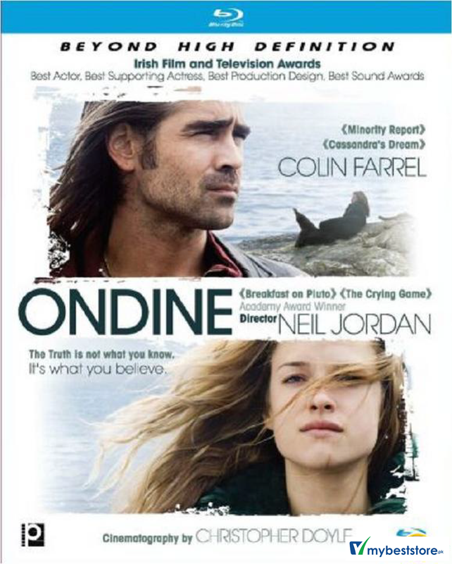 Ondine (Blu-ray) (Hong Kong Version)