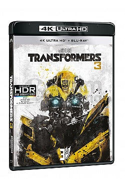 Transformer: Darkside Moon 4K UHD  Blu-Ray  Digital