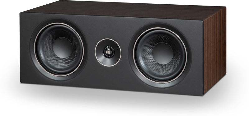 PSB Alpha C10 Center Channel Speaker - Black Ash