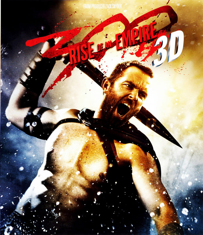 300: Rise Of An Empire [Blu-ray 3D + Blu-ray + UV Copy]
