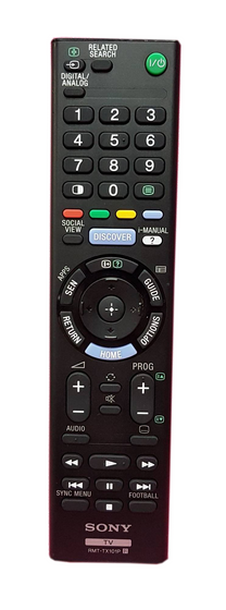 Sony LED/LCD Remote Control  RMT-TX101P (Orignal)