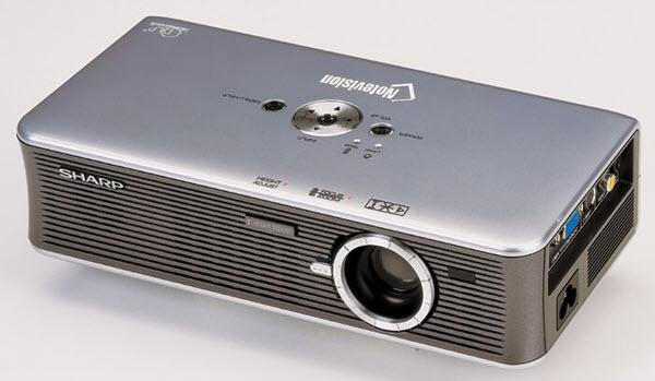 Sharp XR-1S Projector