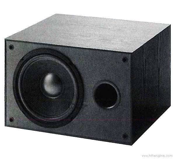 Jbl digital 10 subwoofer