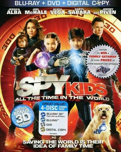 Spy Kids 4 (Blu-ray)