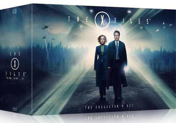 X-Files: The Collector's Set [Blu-ray]